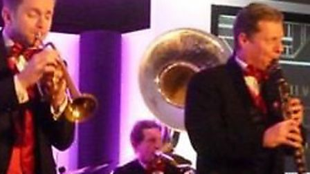 The John Petters Traditional Jazz & Swing Group