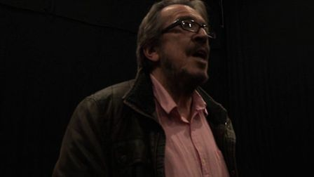 Elstree Studios brings you Take Two with Norman Eshley [Picture: Elstree Studios]