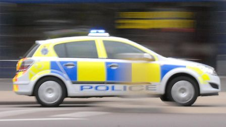 Police were called to the A1(M) this morning amid fears for a 20-year-old man's welfare