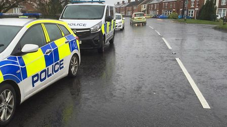 A 21 year old male from the Wisbech area has been charged after officers arrested him for a dwelling