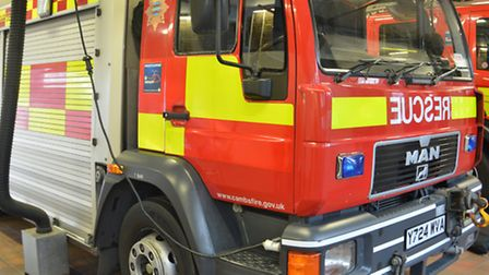 Arsonists hunted at Wisbech