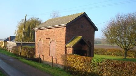 Permission given to convert former pumping station in Mouth Lane, Guyhirn, to a house