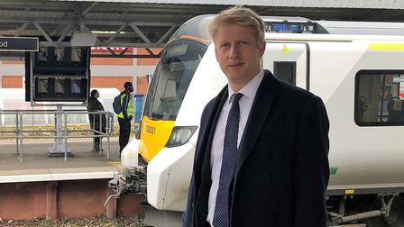 Jo Johnson has quit Boris Johnson's government and is stepping down as an MP. Picture: Jo Johnson