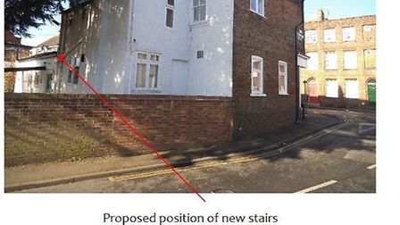 Changes proposed to Three Tuns, Wisbech, for use as a HMO. The pub is one of three run by Cllr Aigar