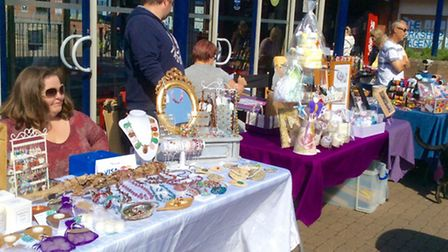 Wisbech Horsefair Shopping Centre holds its spring craft and gift market next week