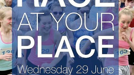 Raise money for Cancer Research UK by taking part in Wisbech Grammar School's Race for Life