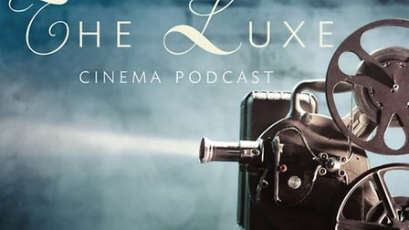 Lights, camera, podcast for The Luxe cinema