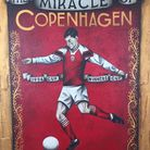 Arsenal fan Layth Yousif's book The Miracle of Copenhagen