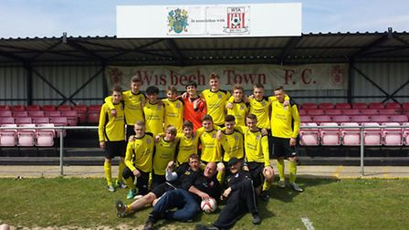 Wisbech Town Acorns have been awarded £3,000 to develop grassroots football at the club.
