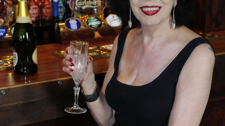 Mrs Janet Stickwood at Clarkson Arms