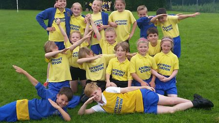 Pupils from Anthony Curton Primary School were once again crowned tournament winners, after competin