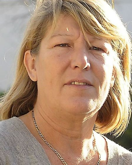 Anita Grodkiewicz, manager of the Rosmini Centre