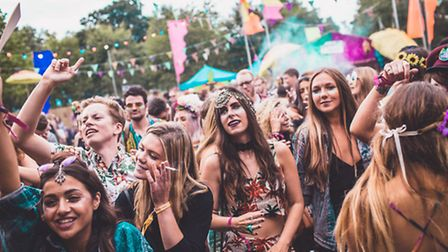 Eastern Electrics Festival 2015 at Hatfield House [Picture: Khris Cowley for Here & Now]