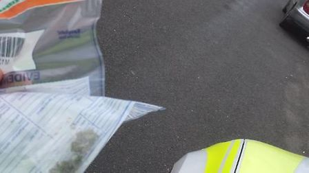 Male cyclist who 'smelt of cannabis' stopped, searched and arrested in West Parade, Wisbech