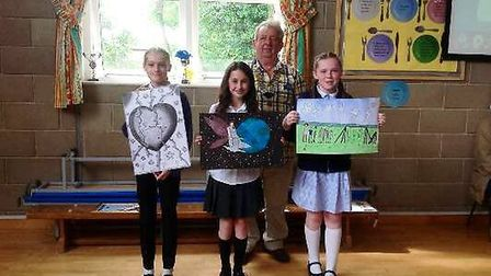 Wisbech Lions Club peace poster competition