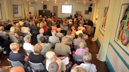NHS meeting in Wisbech to discuss the future of the MIU at North Cambs Hospital