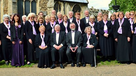 The Clarkson Singers.
