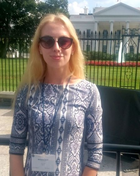Wisbech Grammar student attends Global Young Leaders Conference in Washington DC