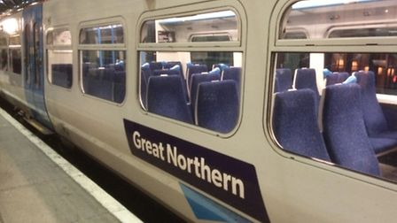 There are delays on Great Northern trains this morning