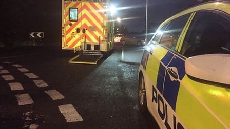 Motorcyclist injured after accident on Walton Road, Wisbech