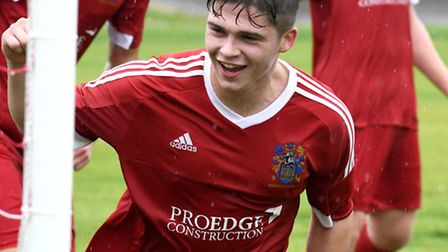Jack Friend has left Wisbech Town to sign for Wisbech St Mary.