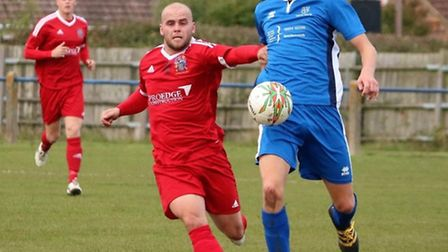 Stuart Cobb netted in Wisbech Town's 3-2 triumph over Cogenhoe United last weekend, but couldn't fir