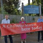 Welwyn Hatfield Tory Party annual Christmas Market 2016.