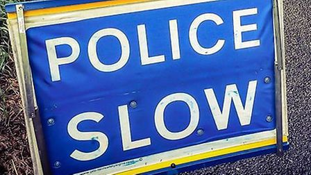 Car found upside down in ditch close to A47 Guyhirn - driver nowhere to be seen