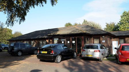 The Parkside Clinic at the North Cambs Hospital, Wisbech.