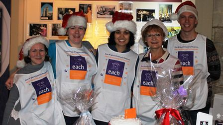 East Anglia Children's Hospice (EACH) is looking for volunteers for bucket collections at Tesco Extr