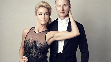 Ian Waite and Natalie Lowe will bring their new tour to St Albans and Stevenage in 2017