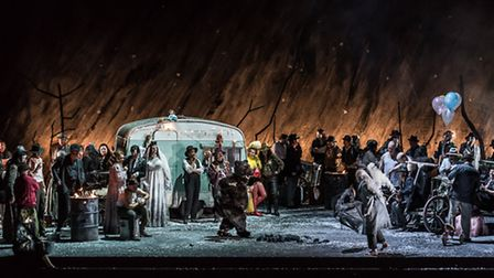 Il Trovatore by Verdi at the