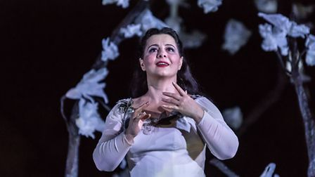 Lianna Haroutounian as Leonora [Picture: ROH. Photographer: Clive Barda]