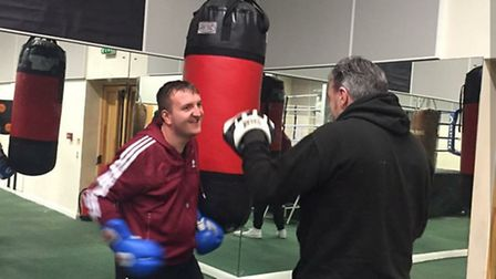 Young adults can try non-contact boxing in Welwyn Garden City,