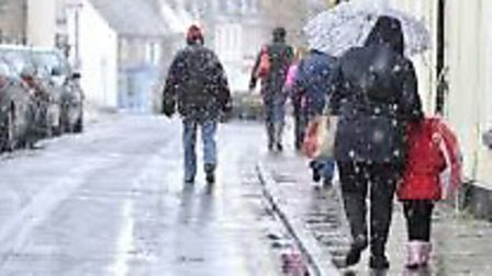 The Met Office has issued a severe weather warning