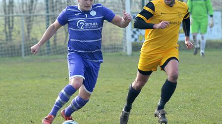 Danny Emmington has resigned for Wisbech St Mary following a spell at King's Lynn Town.