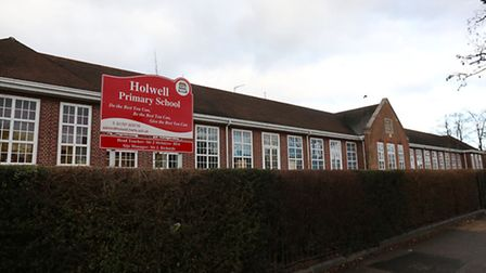 Holwell Primary School.