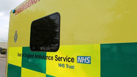 East of England Ambulance Service called to more than 20 collisions this morning
