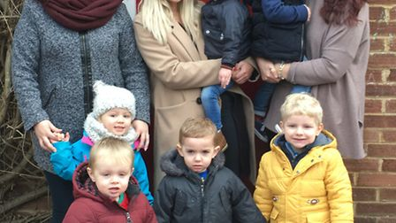 Parents and toddlers are disappointed at the loss of the pre-school in Welwyn.
