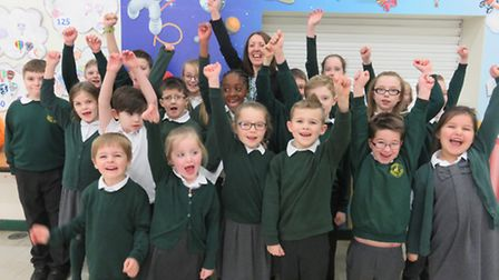 Coates Primary School is celebrating a 'good' Ofsted report.