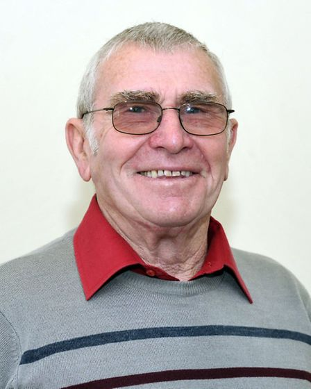 Cllr Ralph Butcher who has been 'reminded of the procedures' for declaring interests at council meet