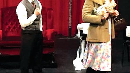 """Expect an evening of """"raucous comedy"""" when Wisbech theatre company RATZ bring Jeeves and Wooster in"""