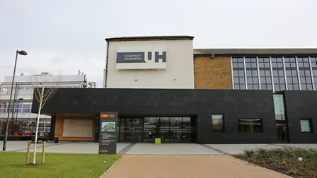 The University of Hertfordshire.