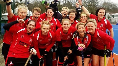 Wisbech Ladies Over 35s are through to the semi-finals of the Masters National Shield after beating