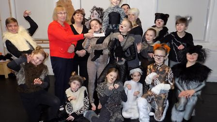 A youth theatre group from Wisbech could face a crowd of empty seats because of strict licensing res