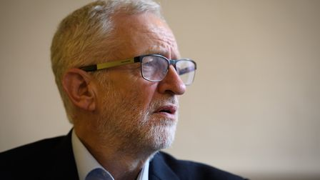 Labour Party leader Jeremy Corbyn. (Photo by Leon Neal/Getty Images)