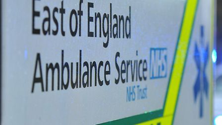 Paramedics attended a crash on the the A1(M) motorway near Welwyn Garden City.