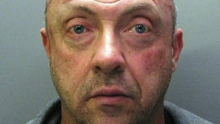 Motorcyclist Paul Whyatt, 57, of Wisbech Road, Thorney, who led police officers on two high speed ch