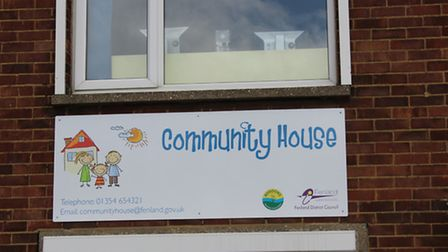 The future of Community House in Wisbech has been secured for another 12 months, thanks to support t