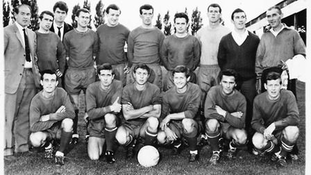 Wisbech line-up from 1966-67